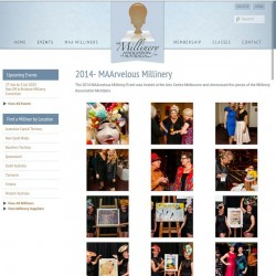 Photos from the 2014 MAArvelous Millinery Event are now available…