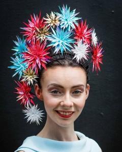 Hat of the week Milliner lovelotus Image by leesanders millinerhellip