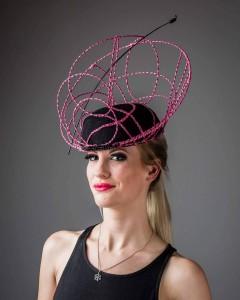 Hat of the week Milliner georgiaskeltonmillinery Image by leehsanders millinerhellip