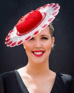 Hat of the week Milliner jomareemillinery Model Jo Maillet Imagehellip