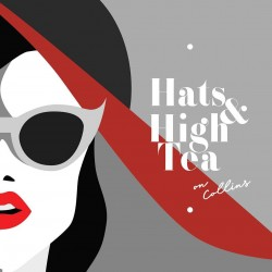 Just two week to go until Hats and High Teahellip