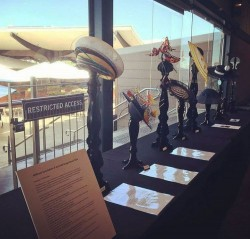 The finalists from the MAA Design Award displayed at thehellip