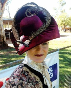 Hat of the Week Name of BrandMilliner Julia Watson hellip