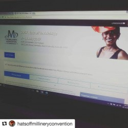 Repost hatsoffmillineryconvention with repostapp ??? Registration is now open forhellip