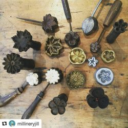 Tools of the trade shared by millineryjill Repost millineryjill withhellip