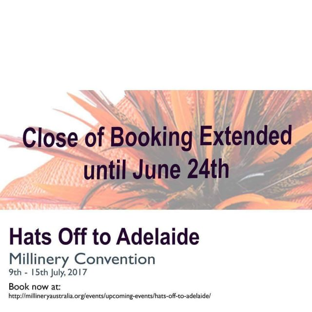 Close of Booking date extended until June 24th Dont misshellip