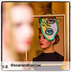 RG @soarandbarrow: One of our images from the @millineryaustralia MAArvelous…