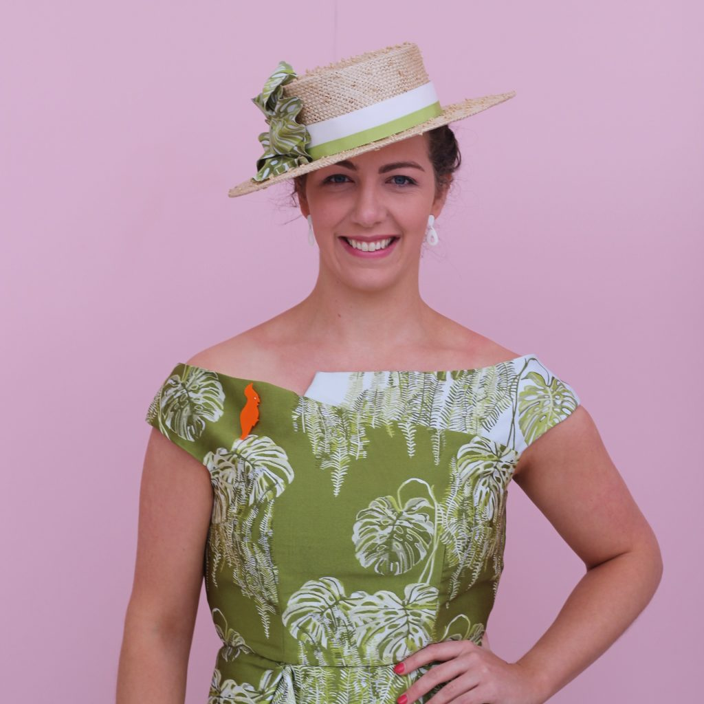 Lauren J Ritchie - President - The Millinery Association of Australia